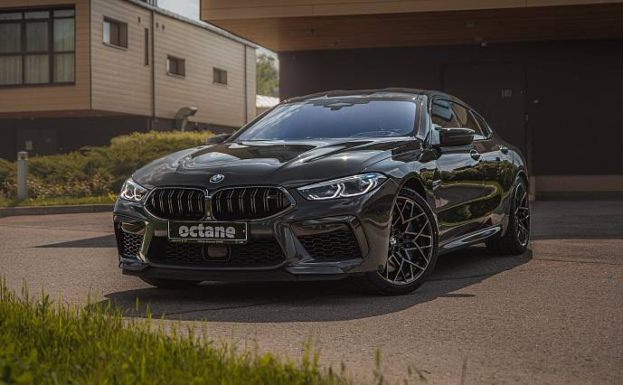 Аренда автомобиля BMW M8 Competition - фото 1