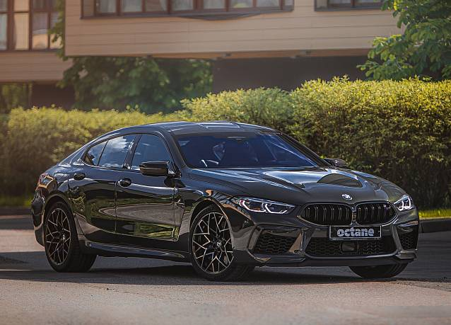 Аренда автомобиля BMW M8 Competition - фото 5