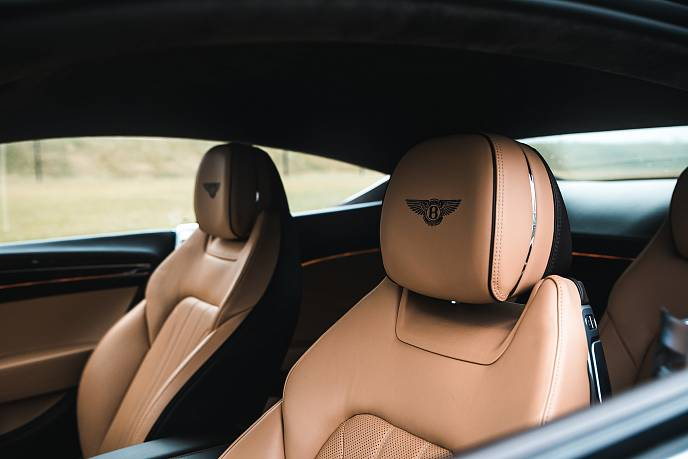 Аренда автомобиля Bentley Continental - фото 5
